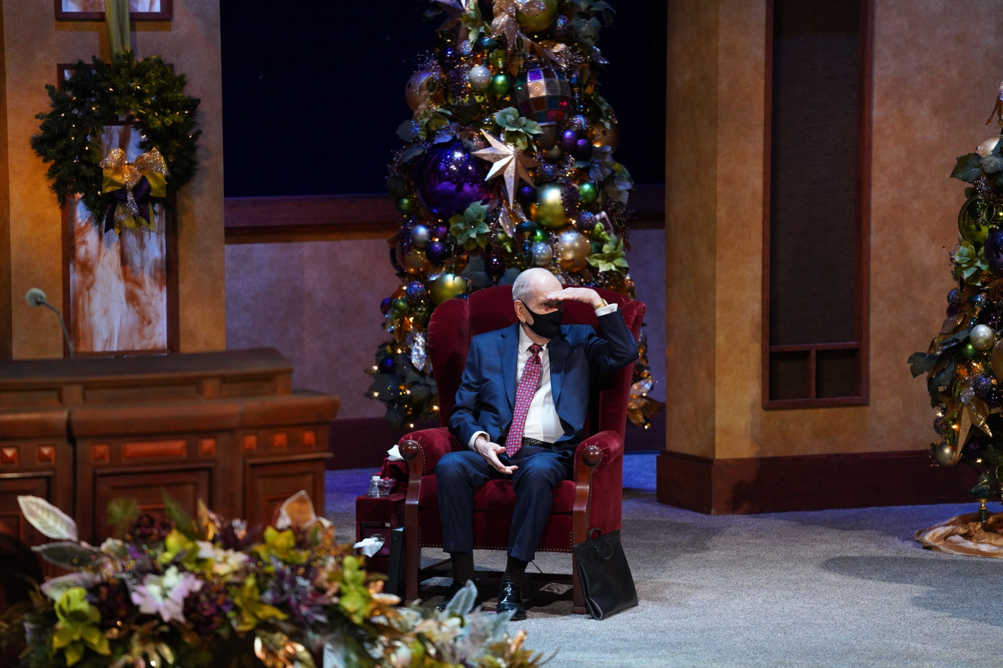 """"""" Lds Church Special Christmas 2021"""" Focus Should Be Riveted On Christ Leaders Say In Christmas Devotional Deseret News"""