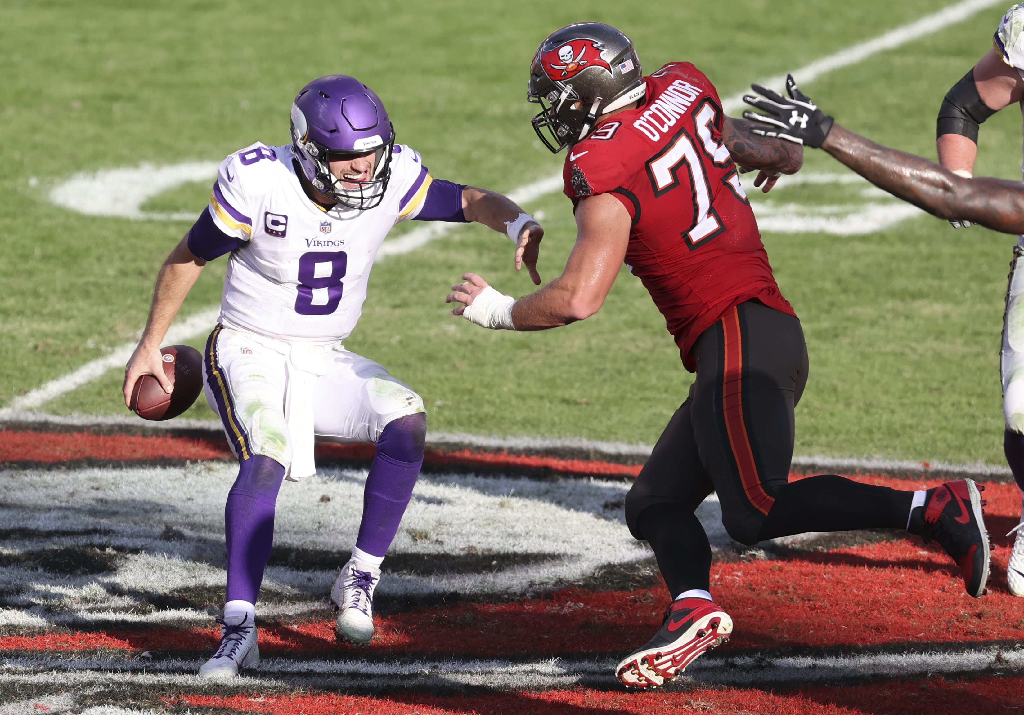 Vikings Lose To Bucs As Playoff Hopes Take A Kick In The Teeth Star Tribune