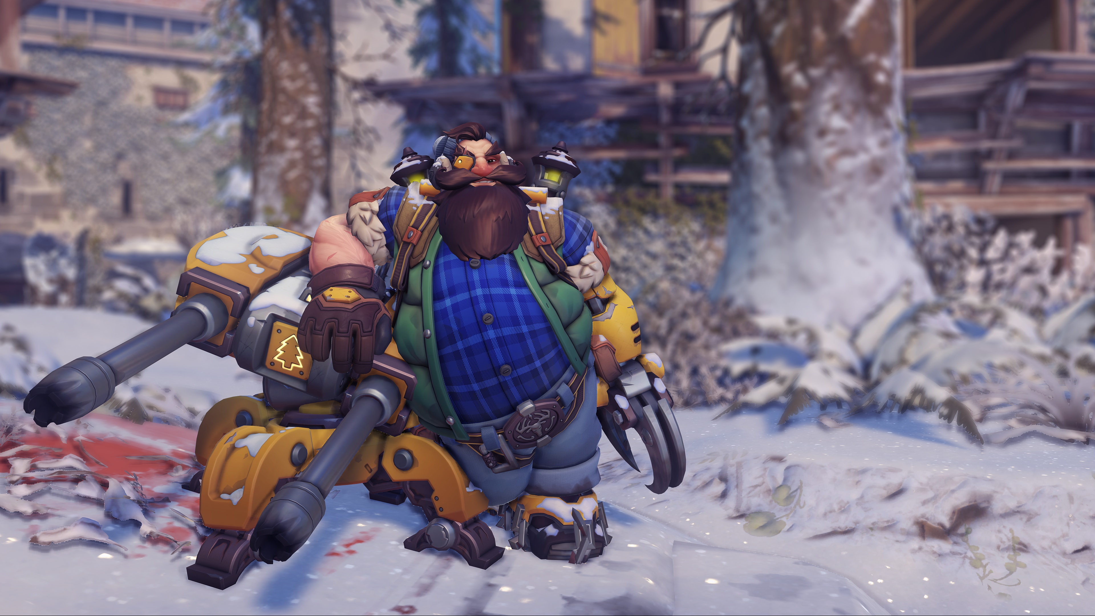 Overwatch Christmas Skins 2021 Overwatch Winter Wonderland 2020 Skins Dates And New Mode Revealed Polygon