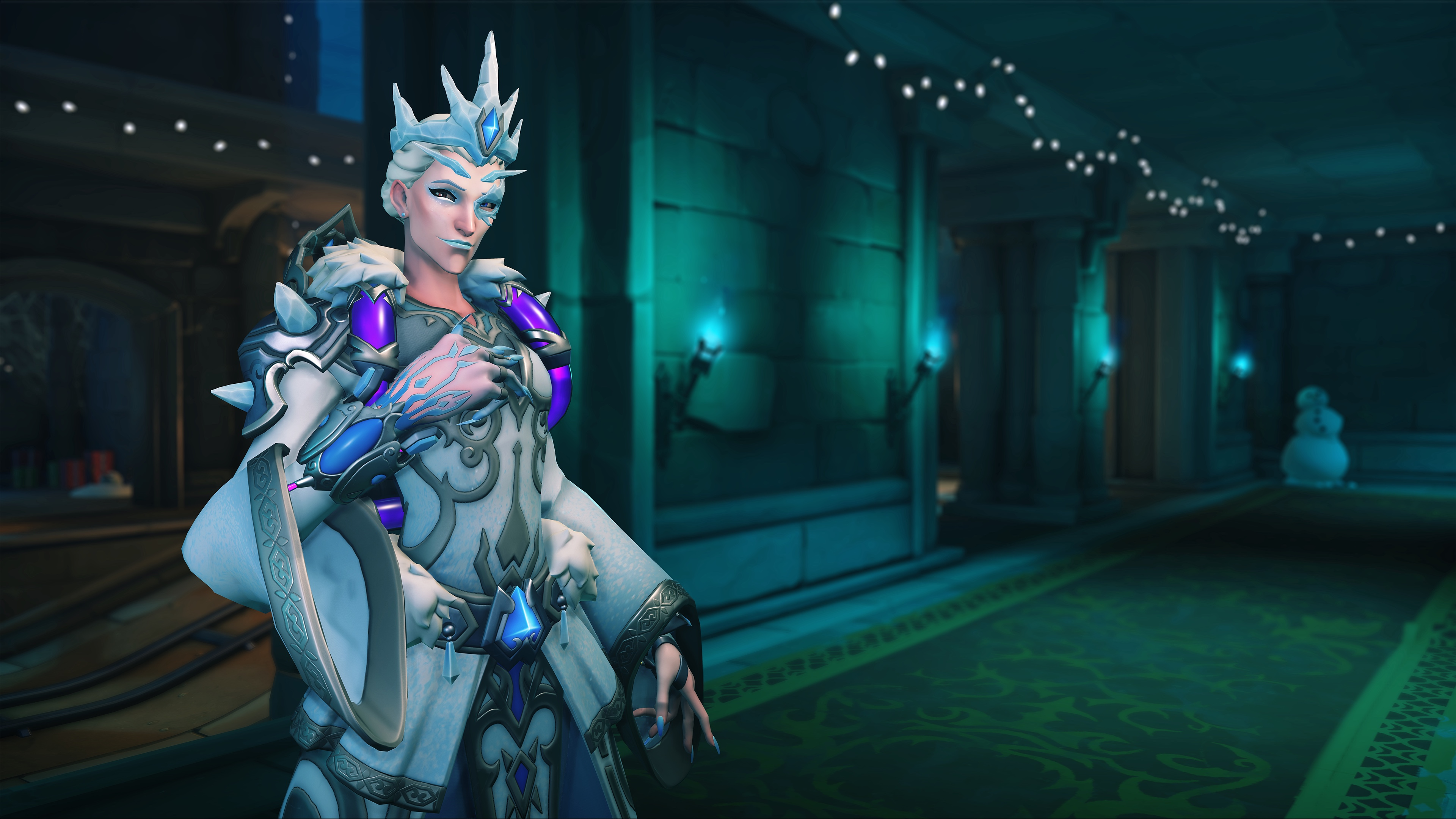Overwatch Christmas Event 2021 Ends Overwatch Winter Wonderland 2020 Skins Dates And New Mode Revealed Polygon