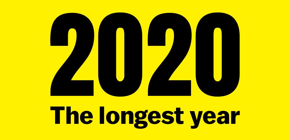 2020: The longest year