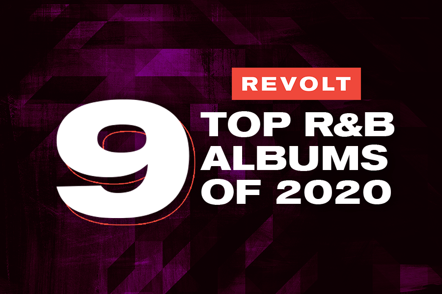 9 top R&B albums of 2020