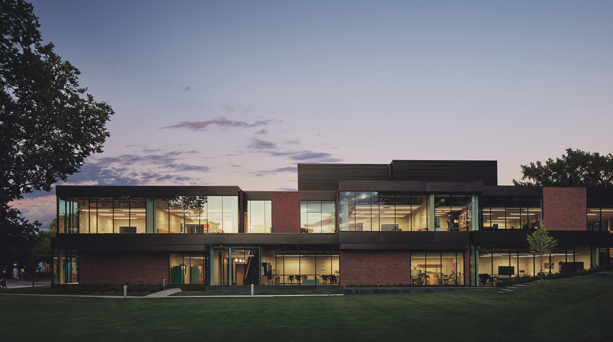 St. Paul Academy and Summit School Upper School Addition and Renovation