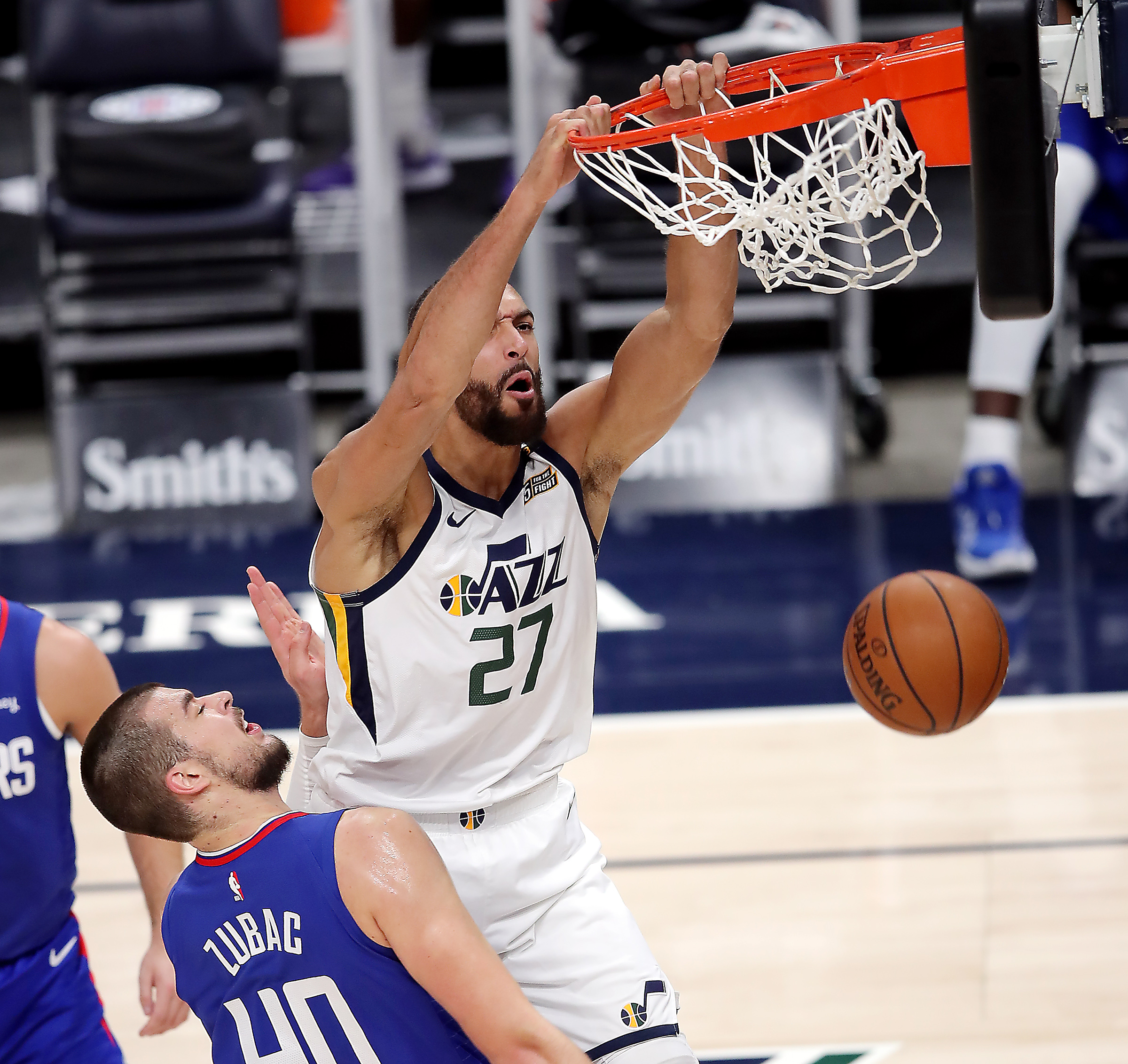 Instant analysis: Utah Jazz bounce back to beat LA Clippers - Deseret News
