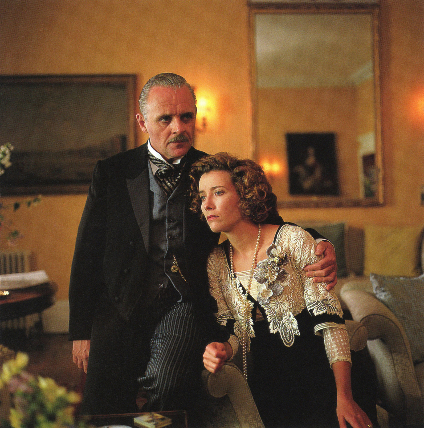 Emma Thompson and Anthony Hopkins in 'Howards End.'
