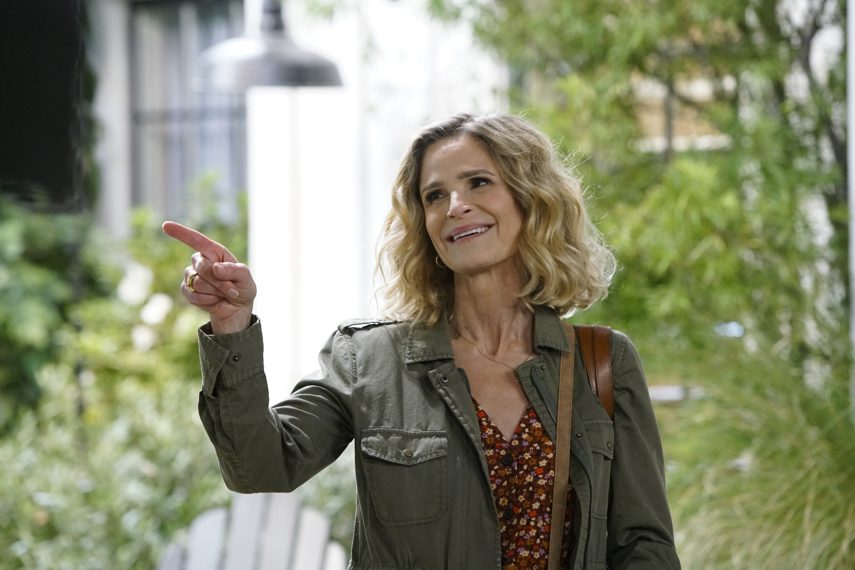 Kyra Sedgwick in 'Call Your Mother.'
