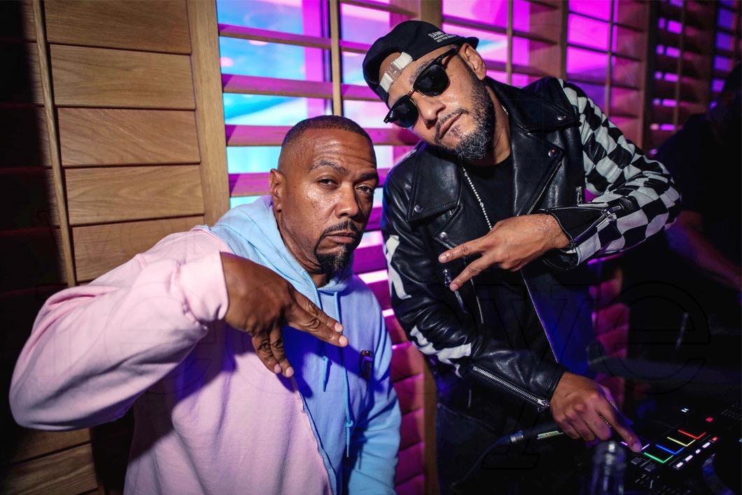 Swizz Beatz, Timbaland