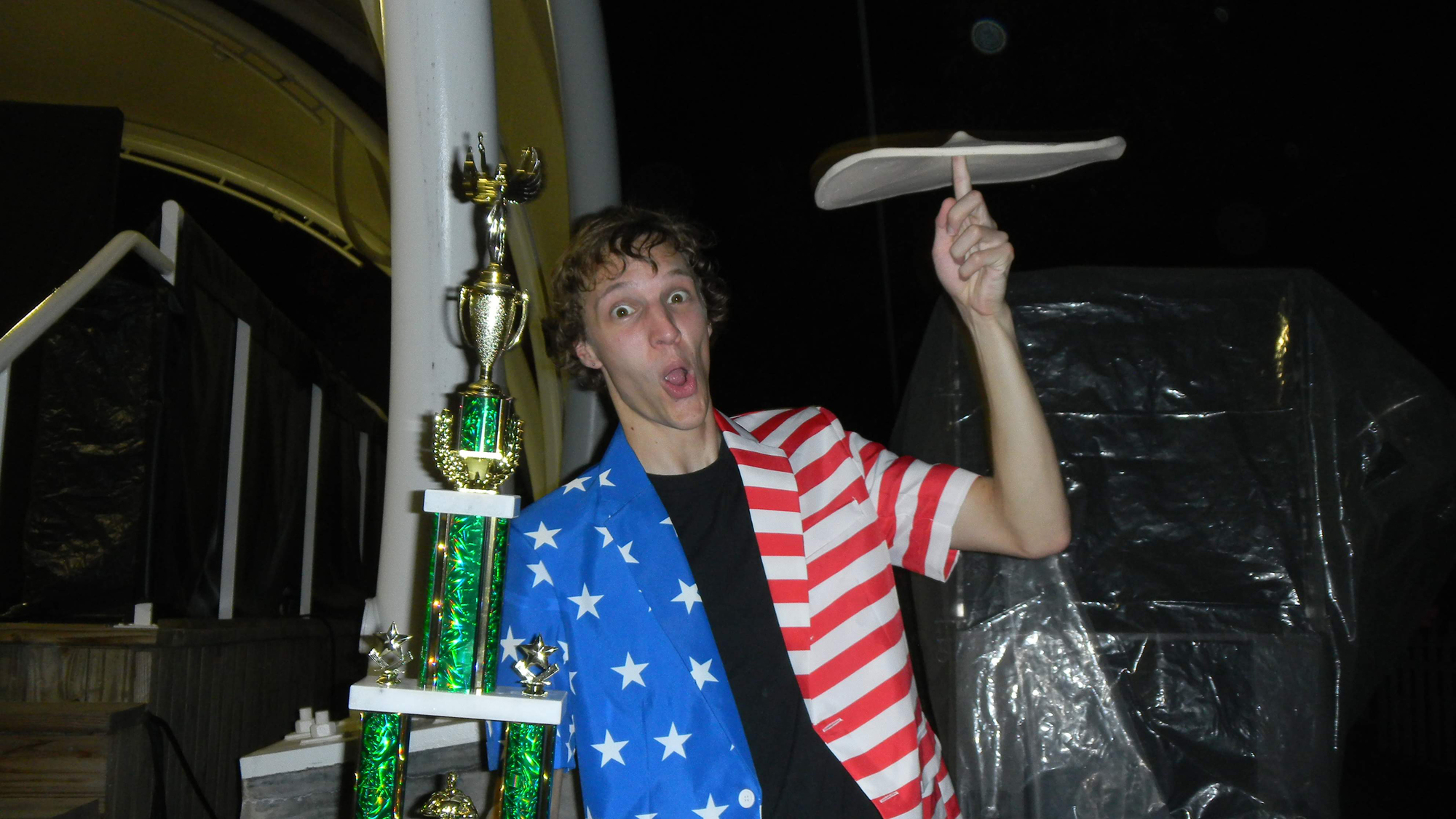 Diesslin has shown off his talents at the Minnesota State Fair.