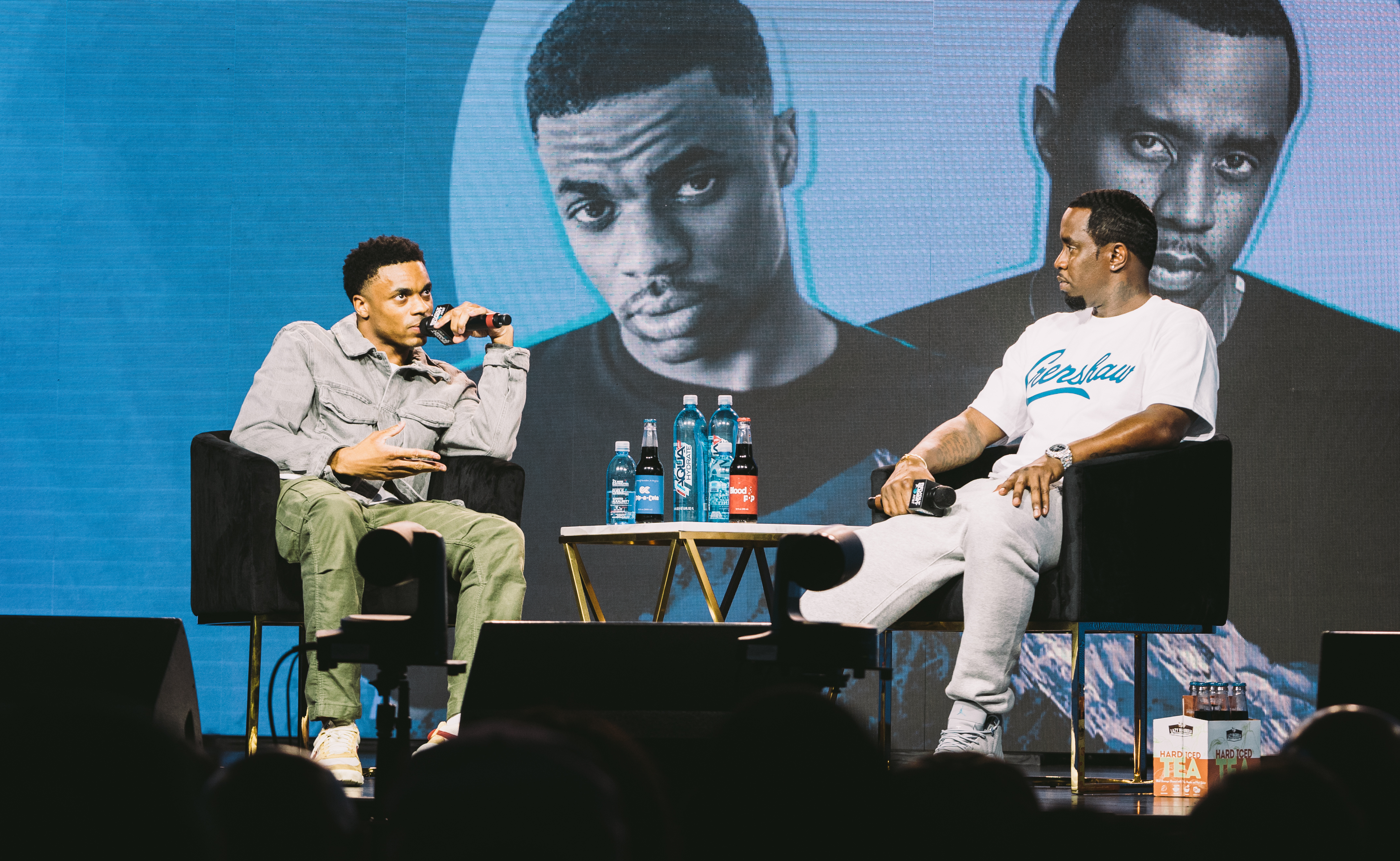 Vince Staples and Diddy