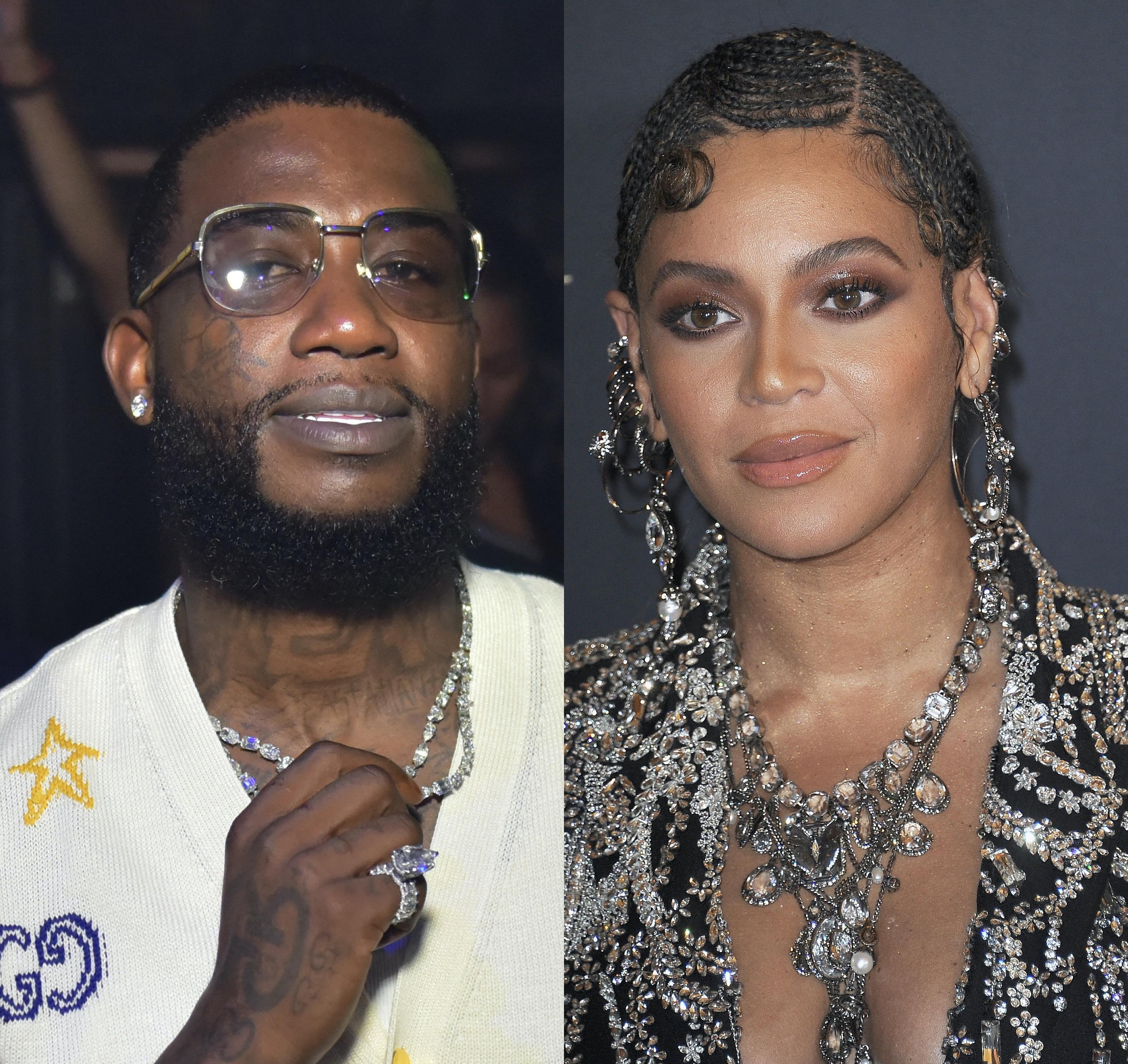 Gucci Mane and Beyoncé