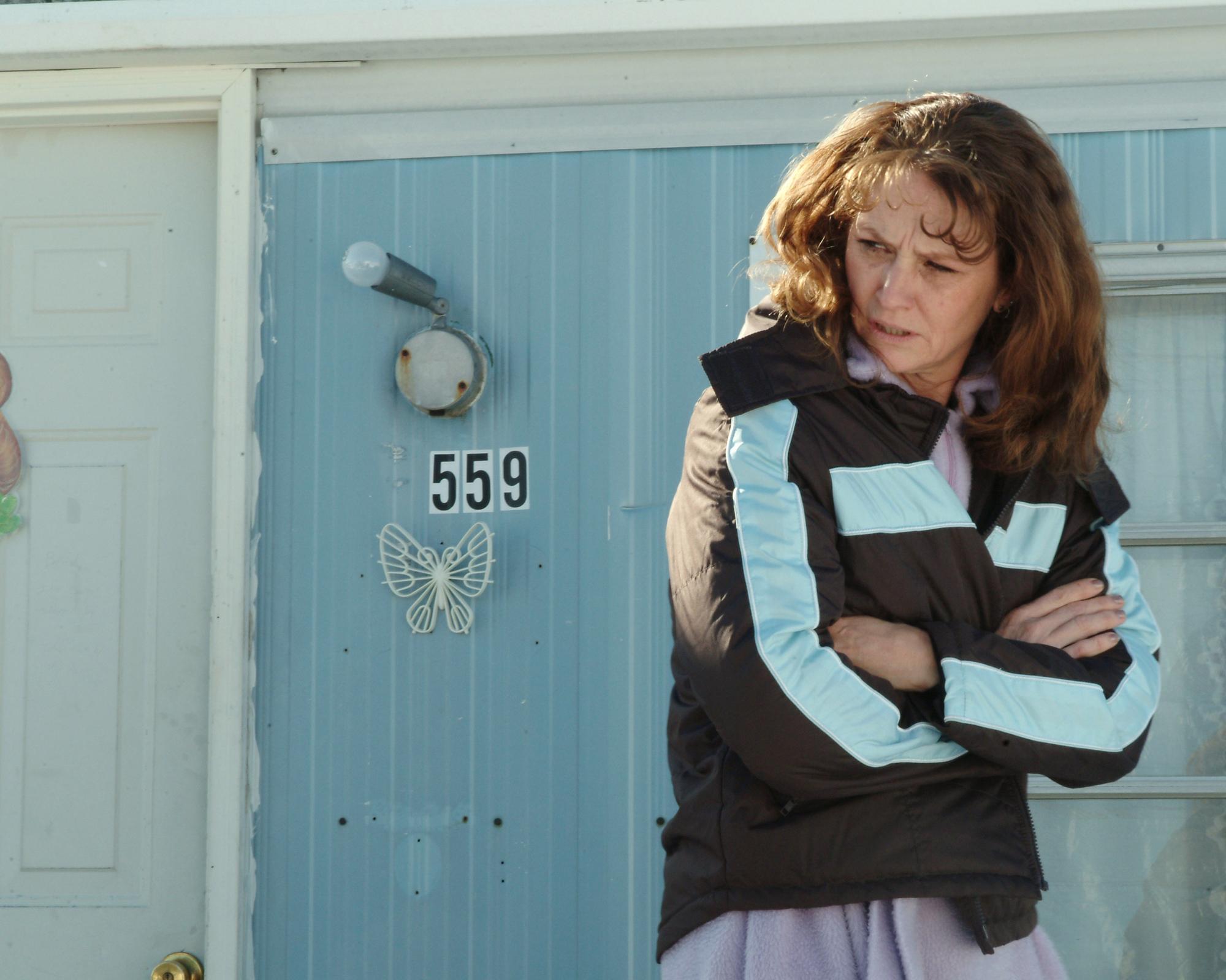 Melissa Leo in 'Frozen River.'
