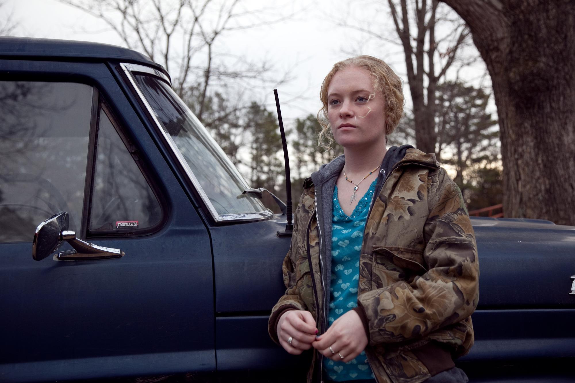 Lauren Sweetser as Gail stars in 'Winter's Bone,' directed by Debra Granik.