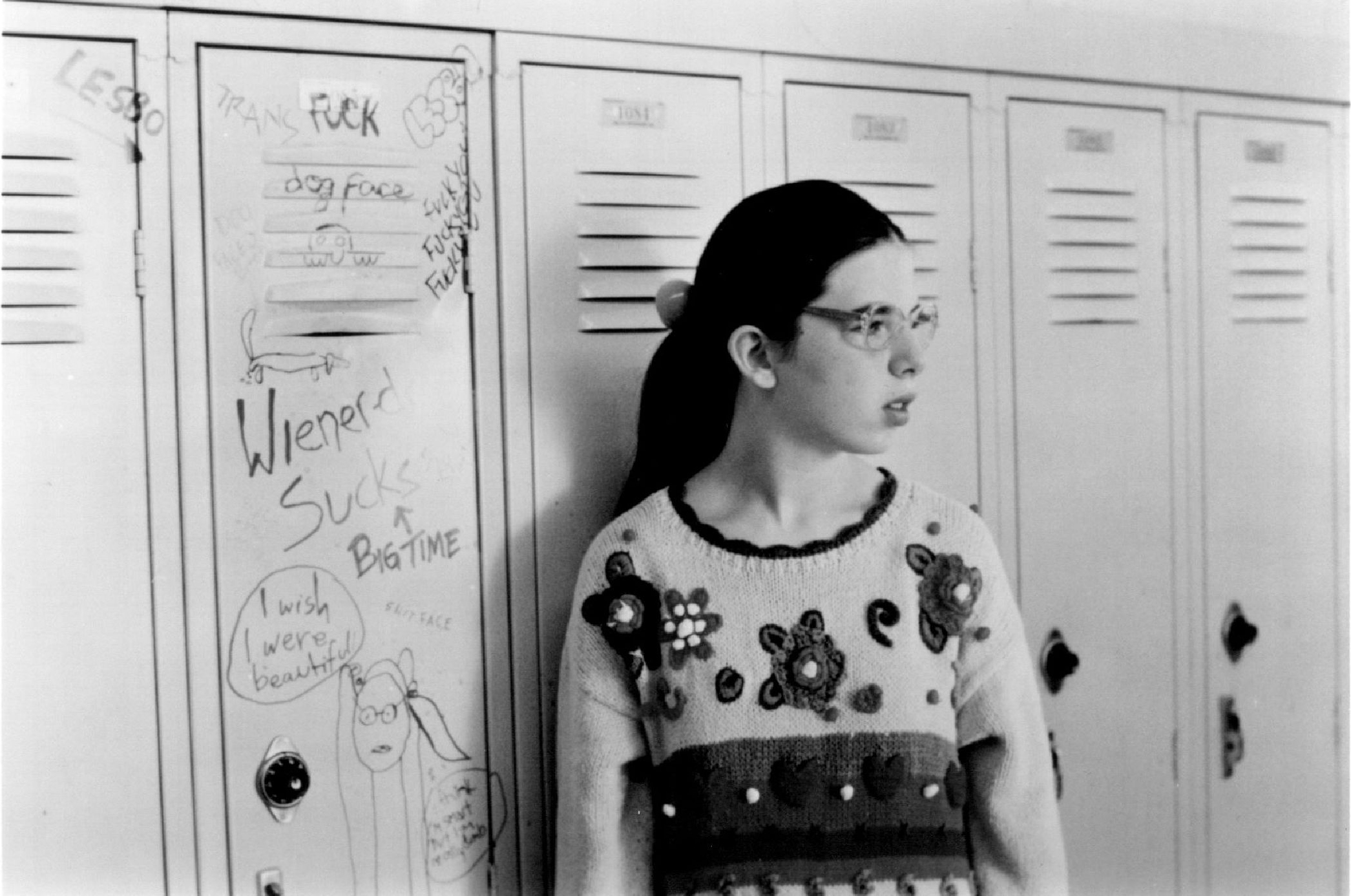 Heather Matarazzo in 'Welcome to the Dollhouse.'