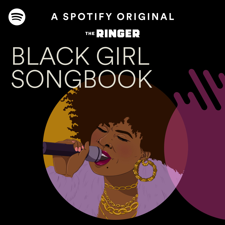 black girl songbook徽标