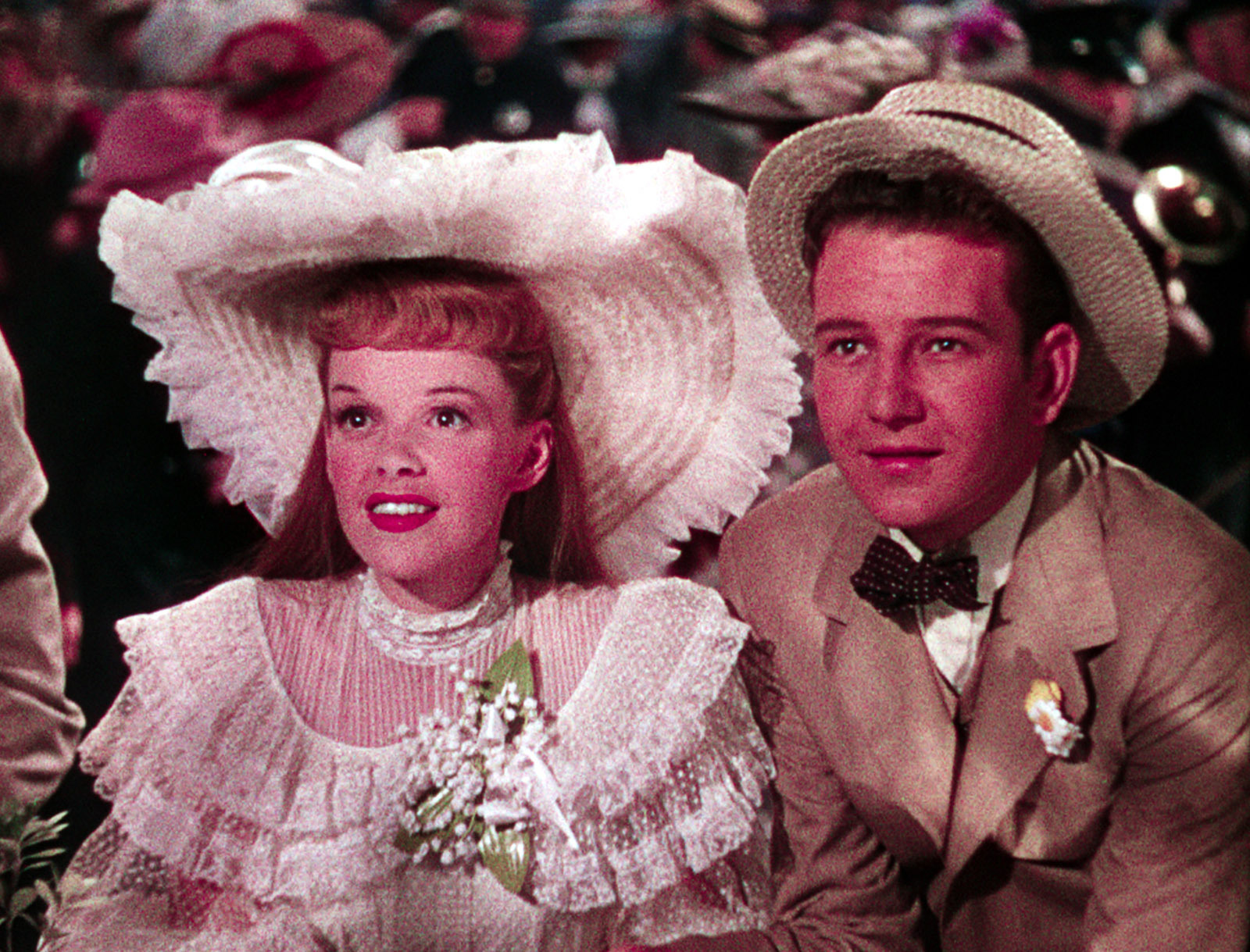 Judy Garland and Tom Drake star in 'Meet Me in St. Louis.'