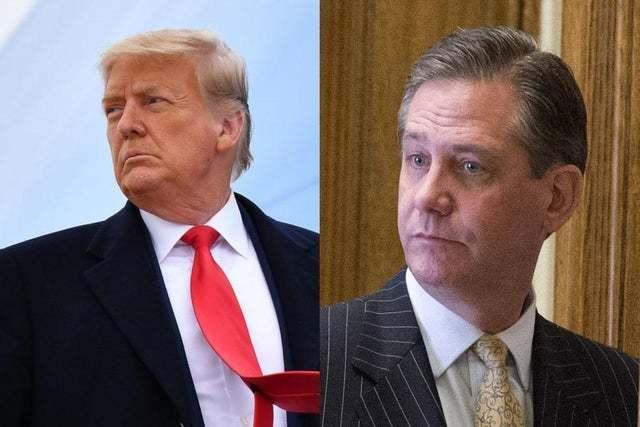 Trump, lawyer