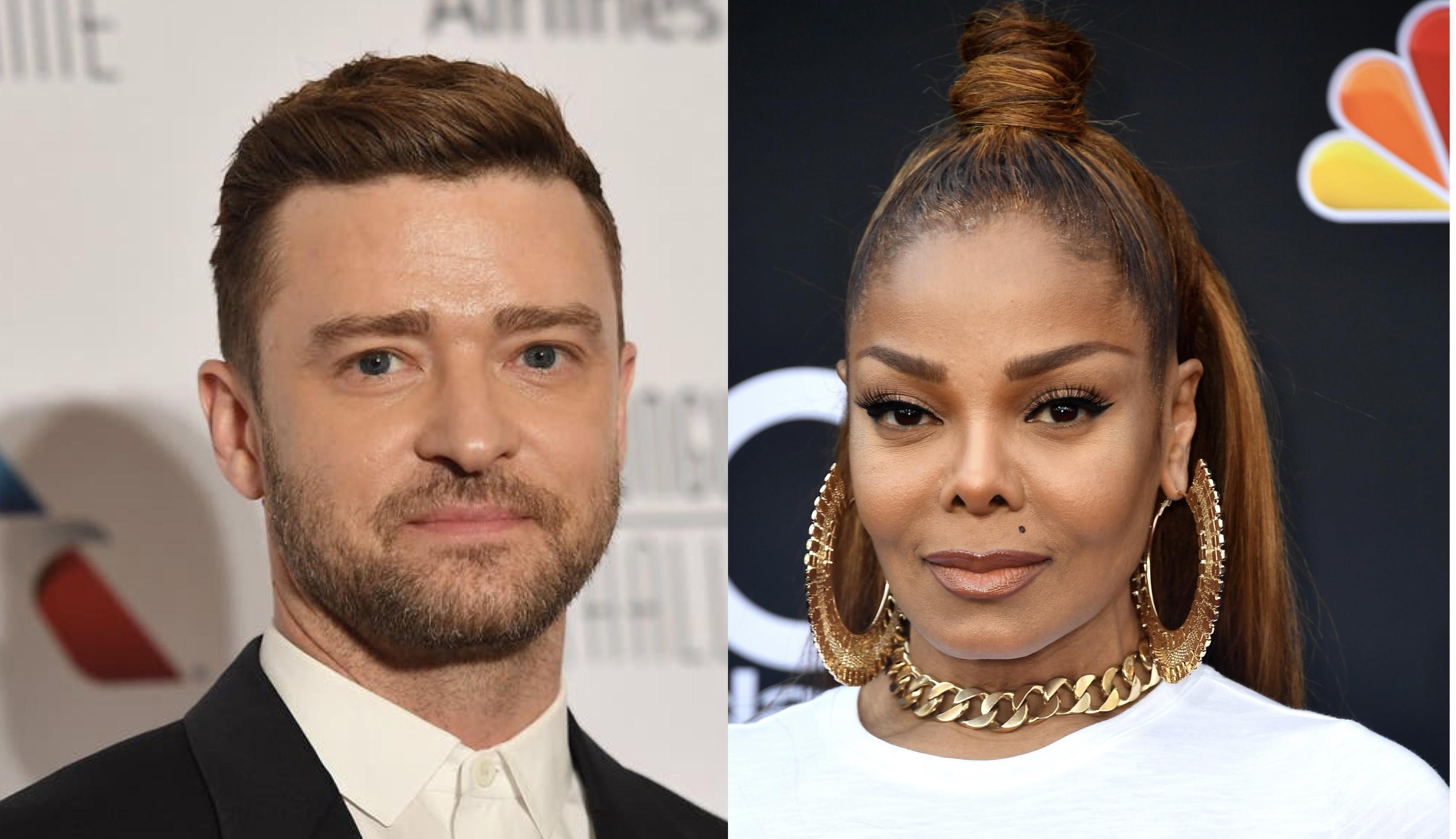 Justin Timberlake, Janet Jackson