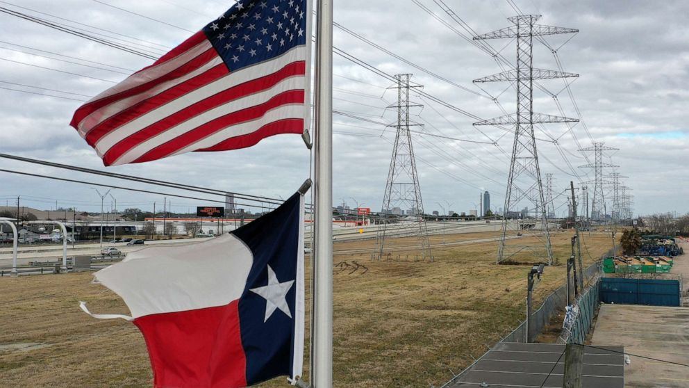 Texas towers