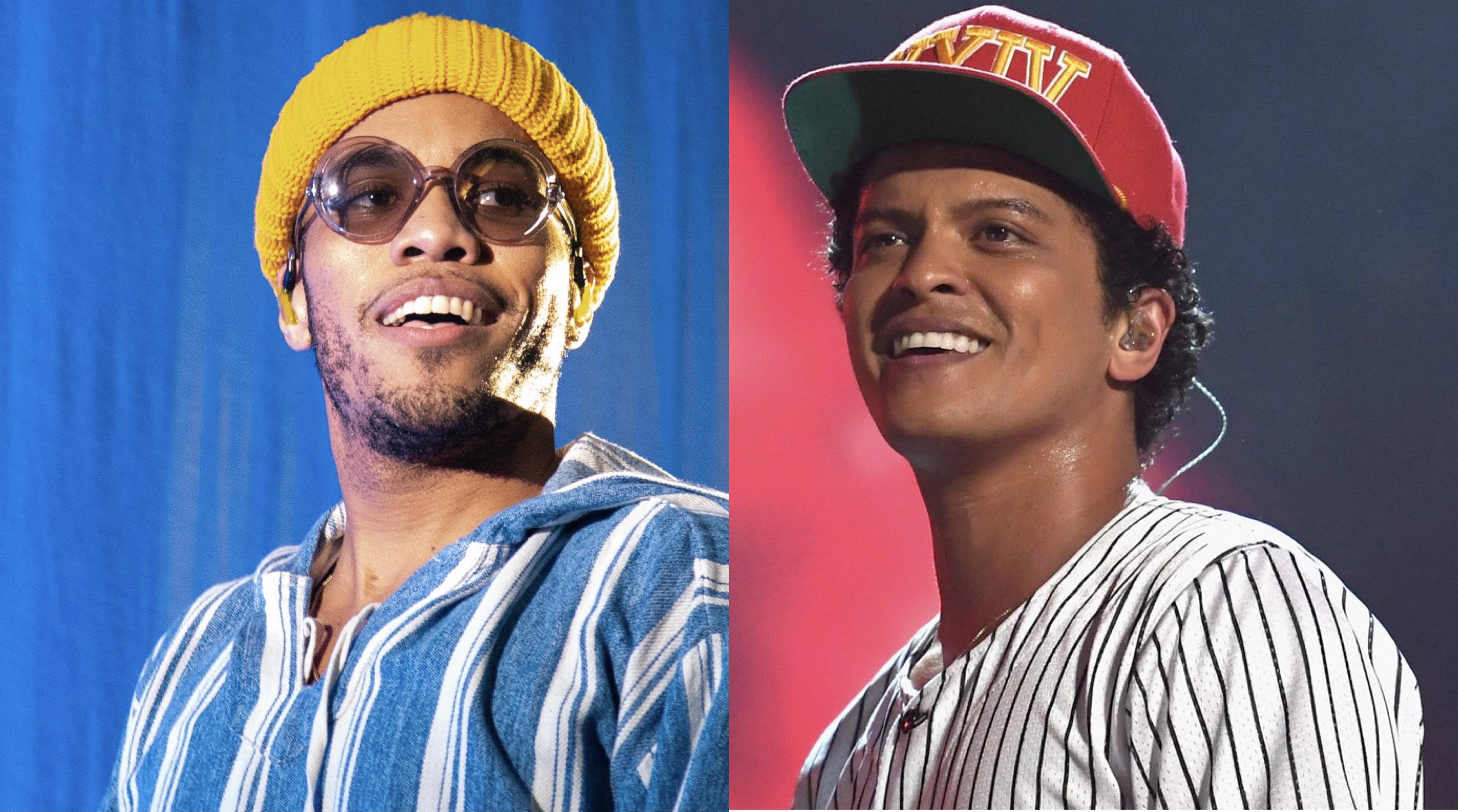 Anderson. Paak, Bruno Mars