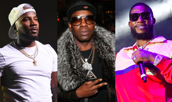 Jeezy, Uncle Murda, and Gucci Mane