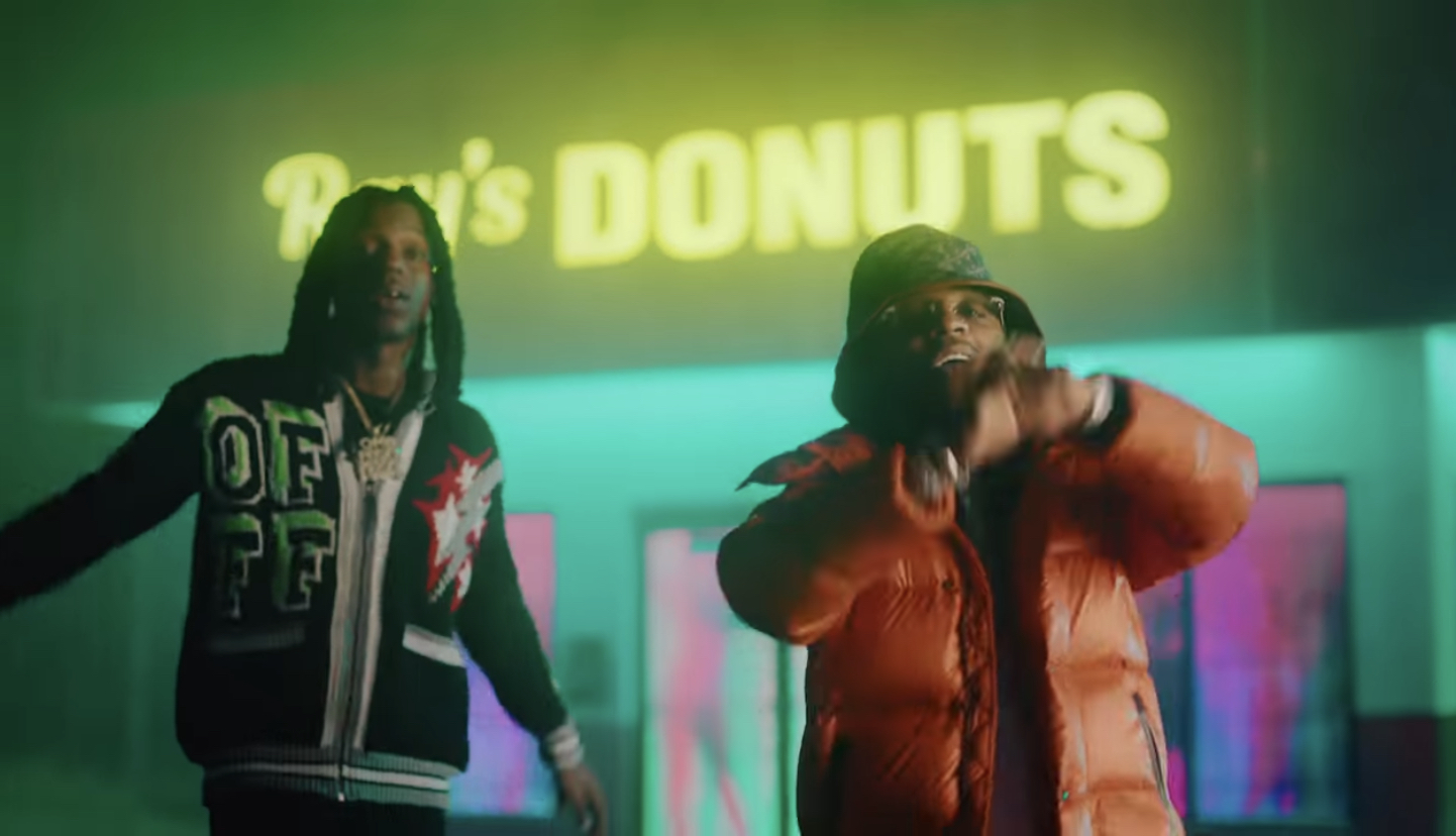 Jacquees and OMB Peezy