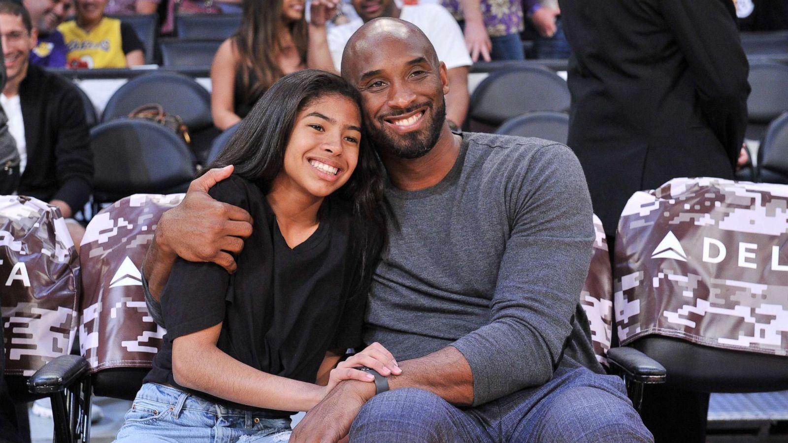Kobe Bryant,Gianna Bryant
