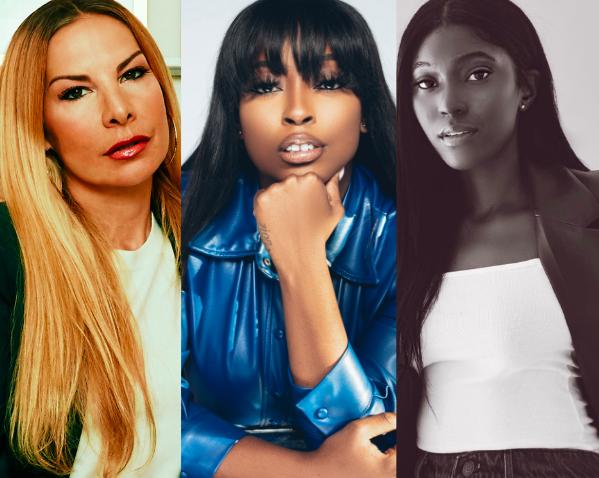 Women music executives
