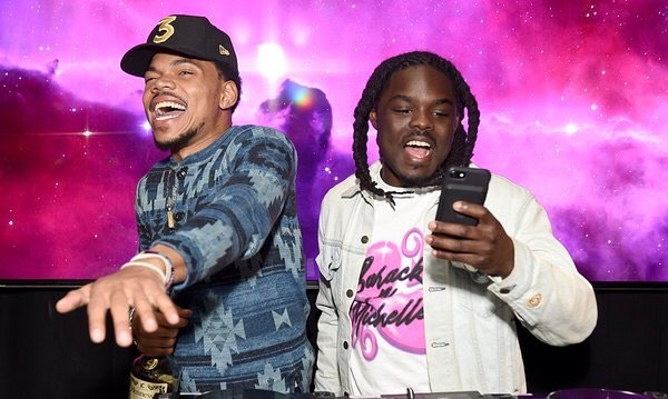 DJ Oreo and Chance The Rapper