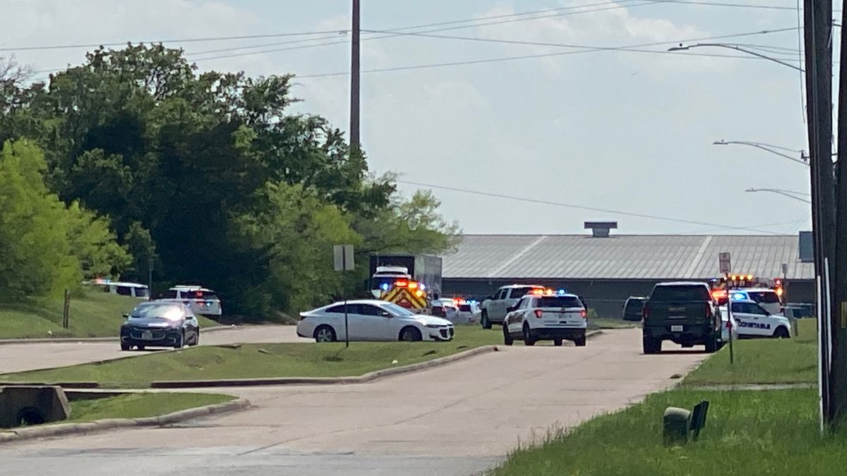 Bryan, Texas shooting