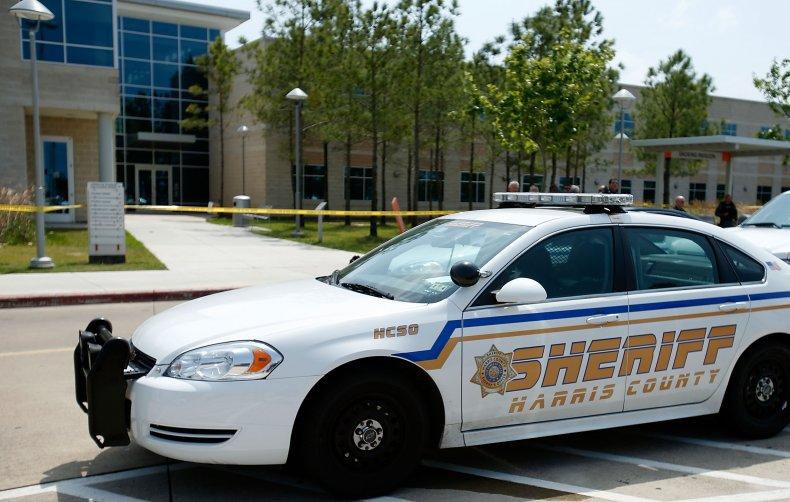 Harris County police