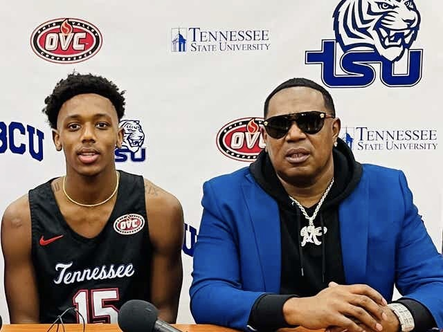 Master P and Hercy Miller
