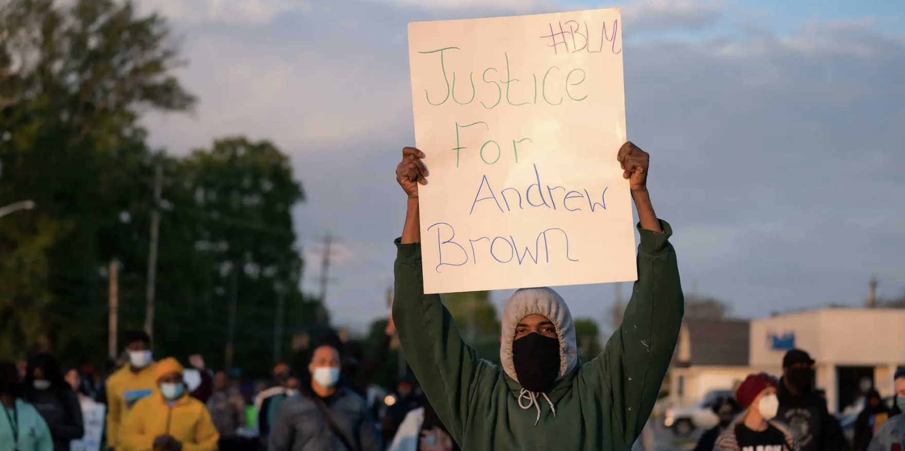 justice for Andrew Brown Jr.