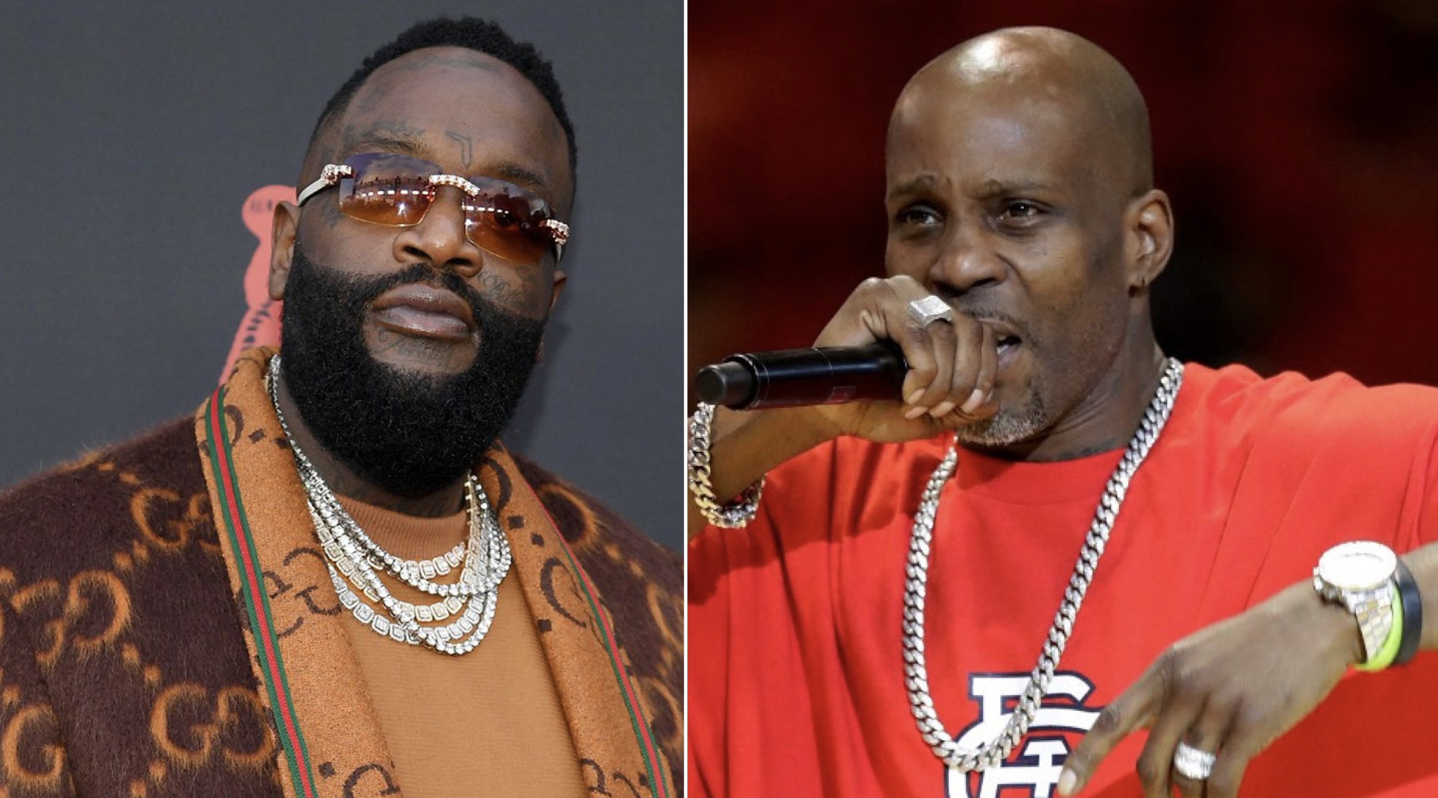 Rick Ross and DMX