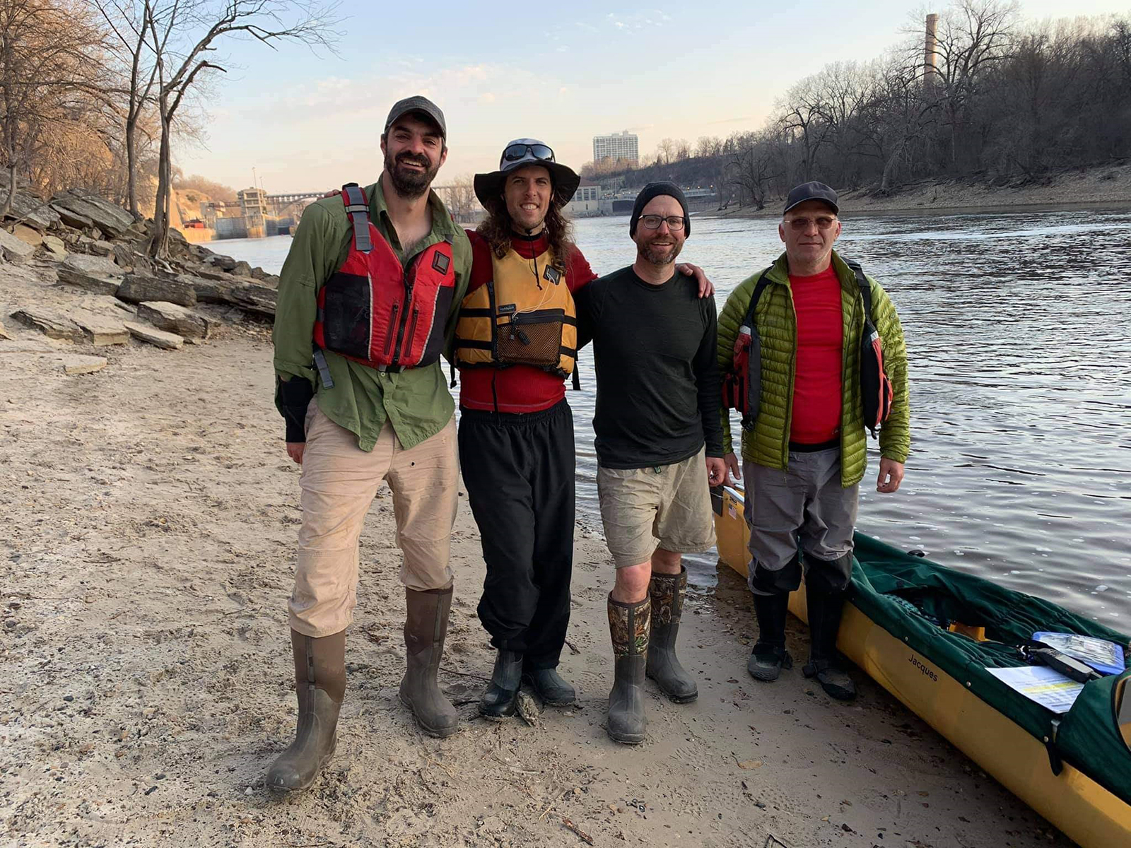 Paddling Down The Mississippi Looking To Set A Record Star Tribune