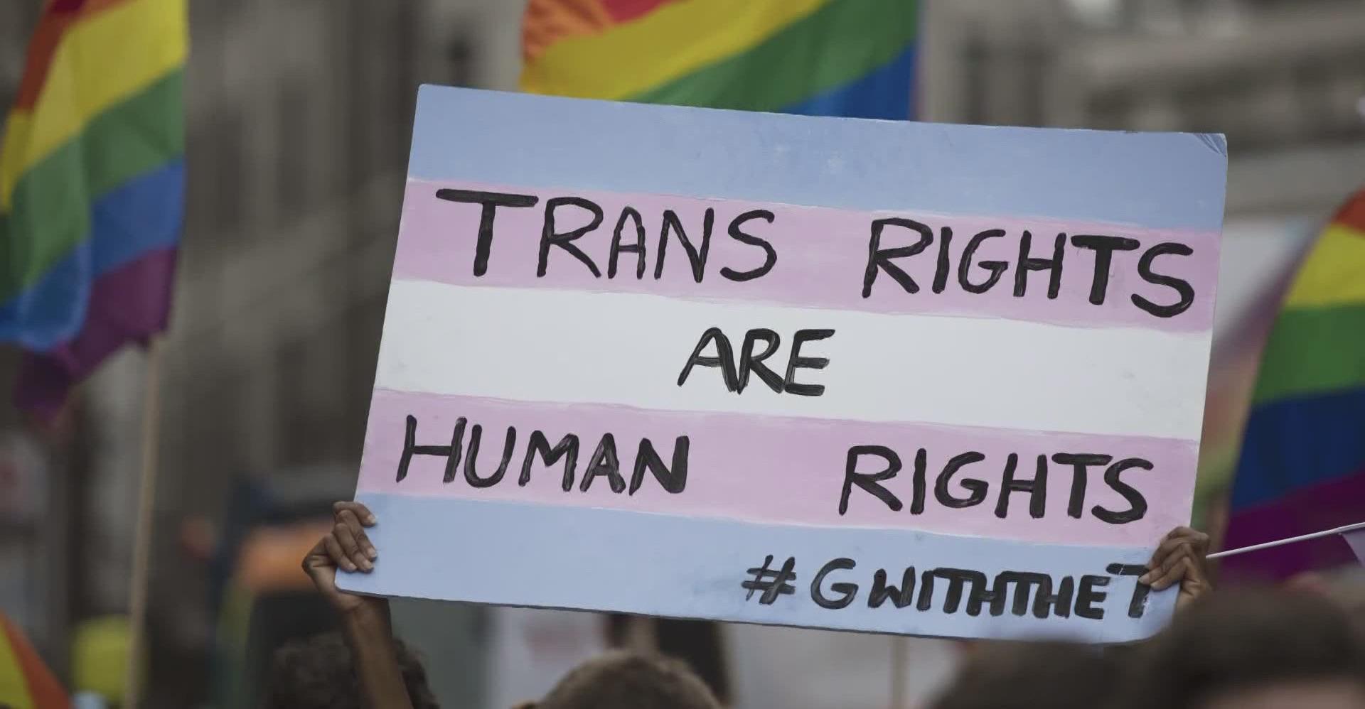 transgender rights post