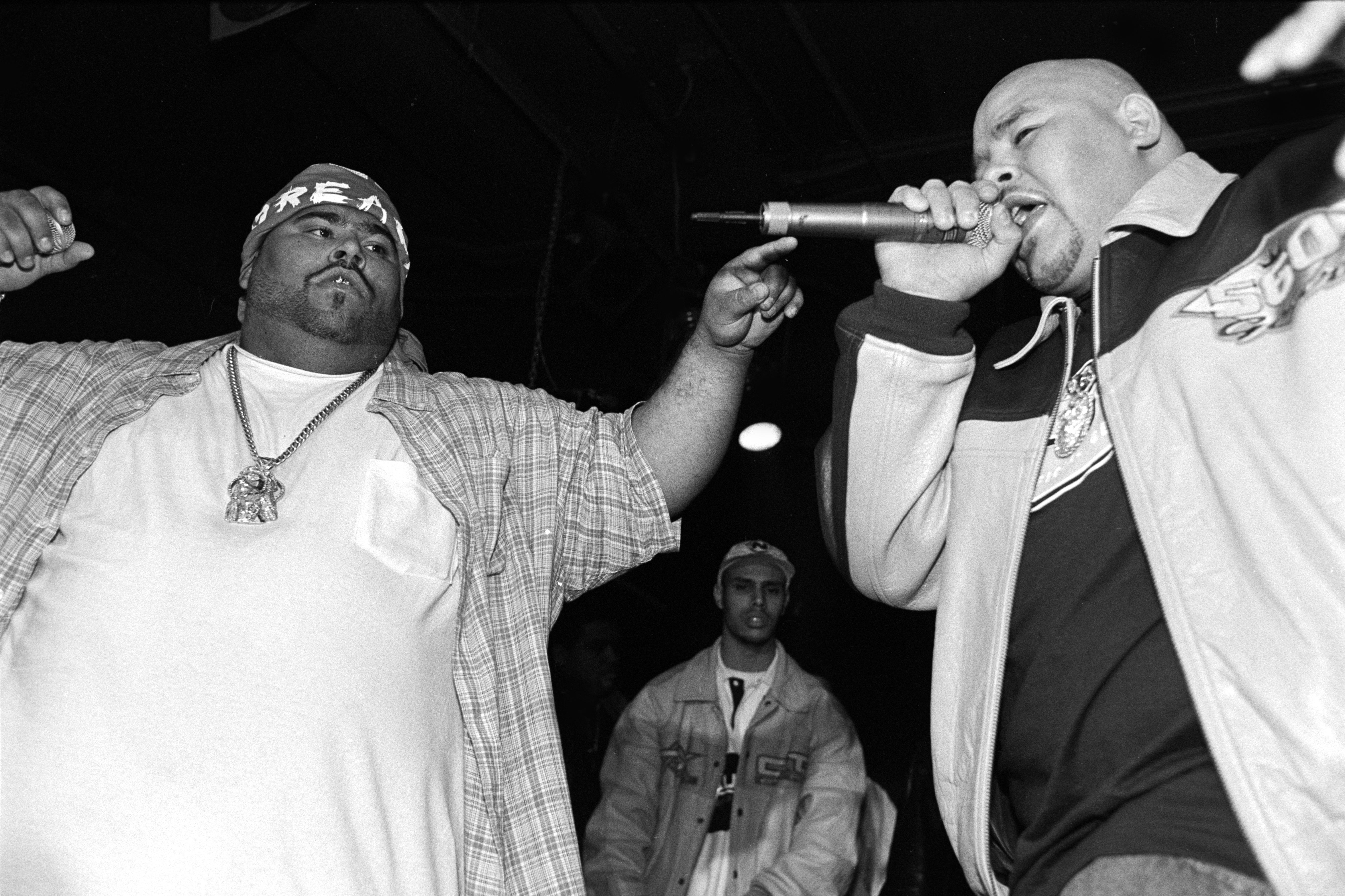 Fat Joe Big Pun
