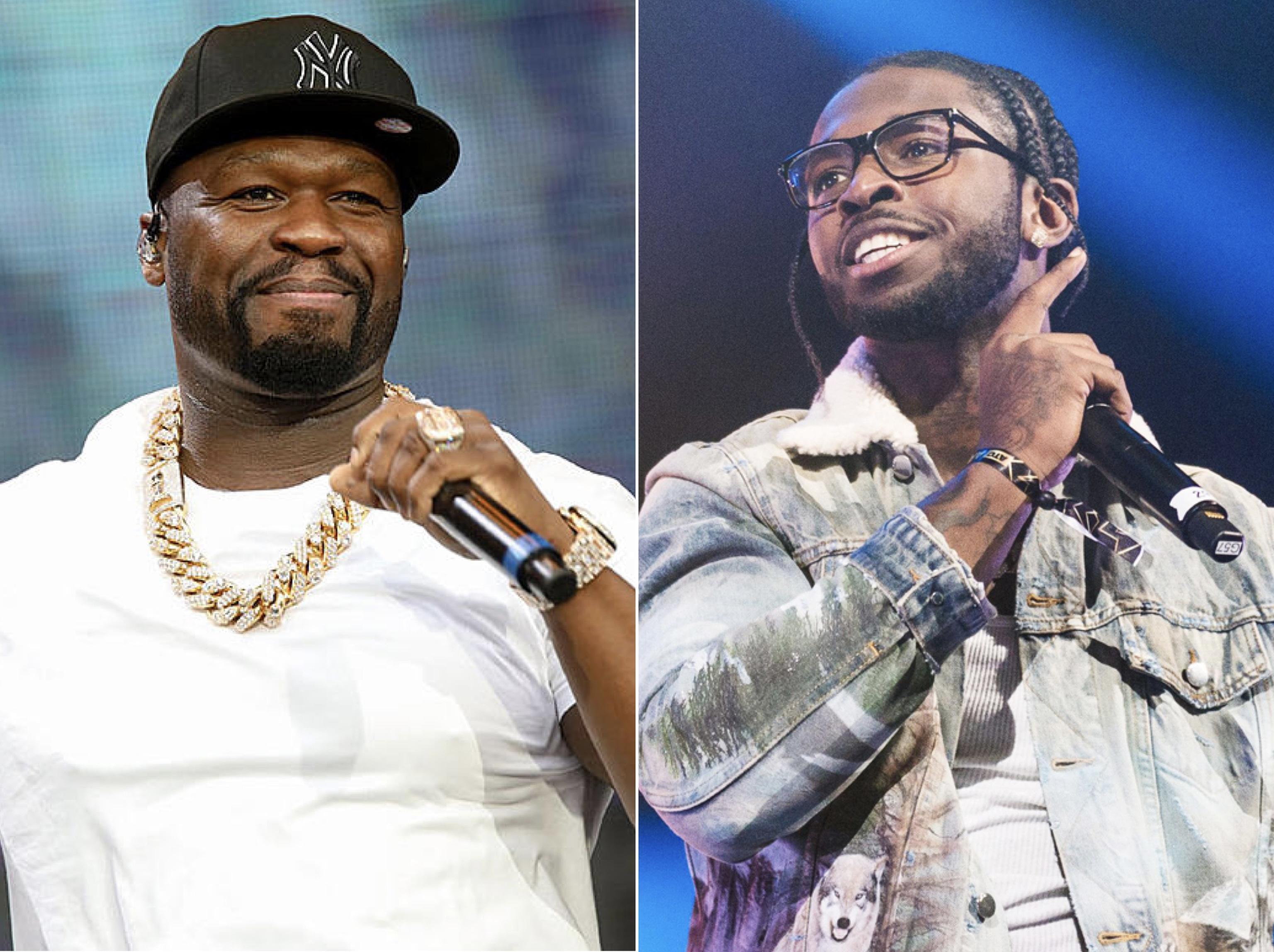 50 Cent, Pop Smoke