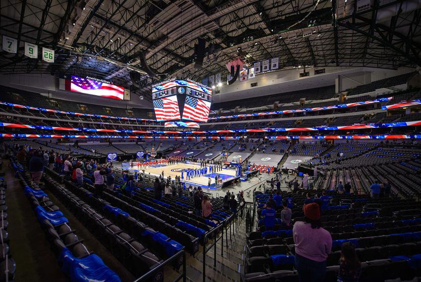 Texas sports arena