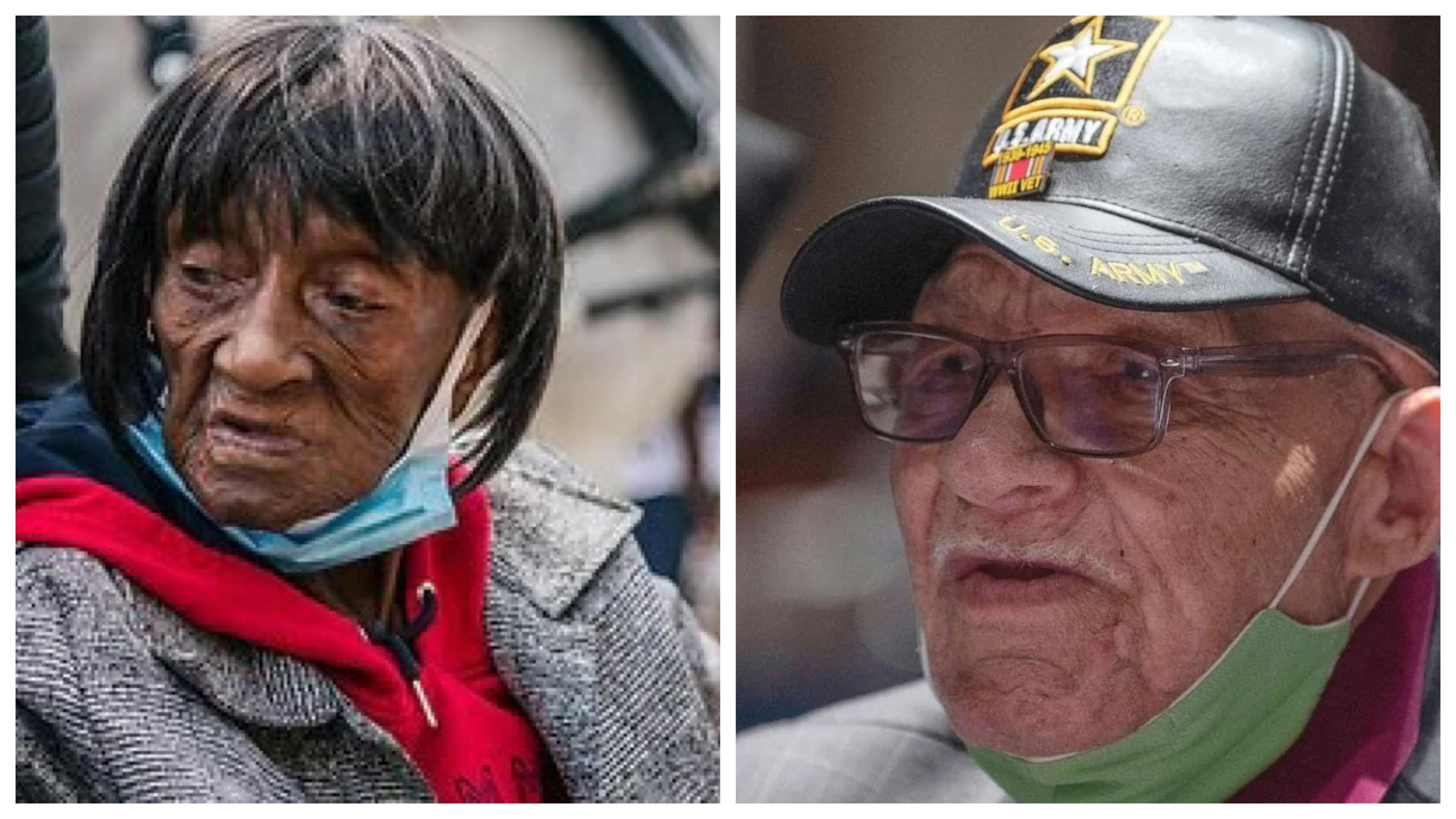Tulsa Race survivors