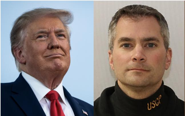 Brian Sicknick, Donald Trump