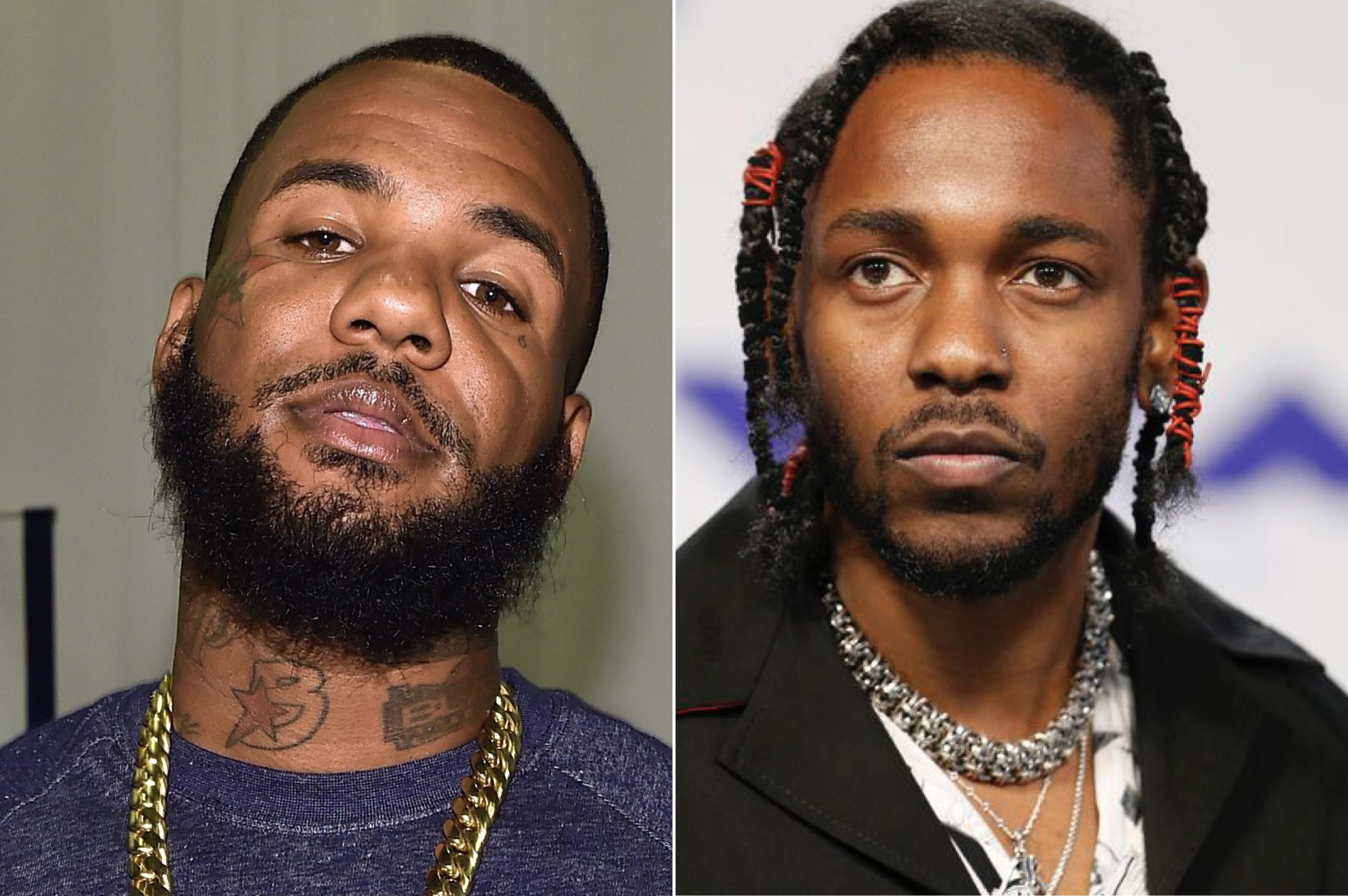 The Game, Kendrick Lamar