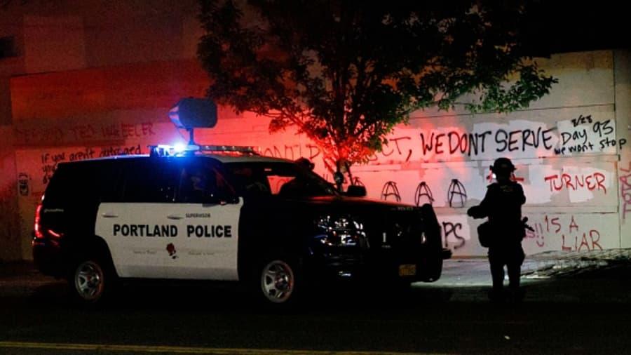 Portland police