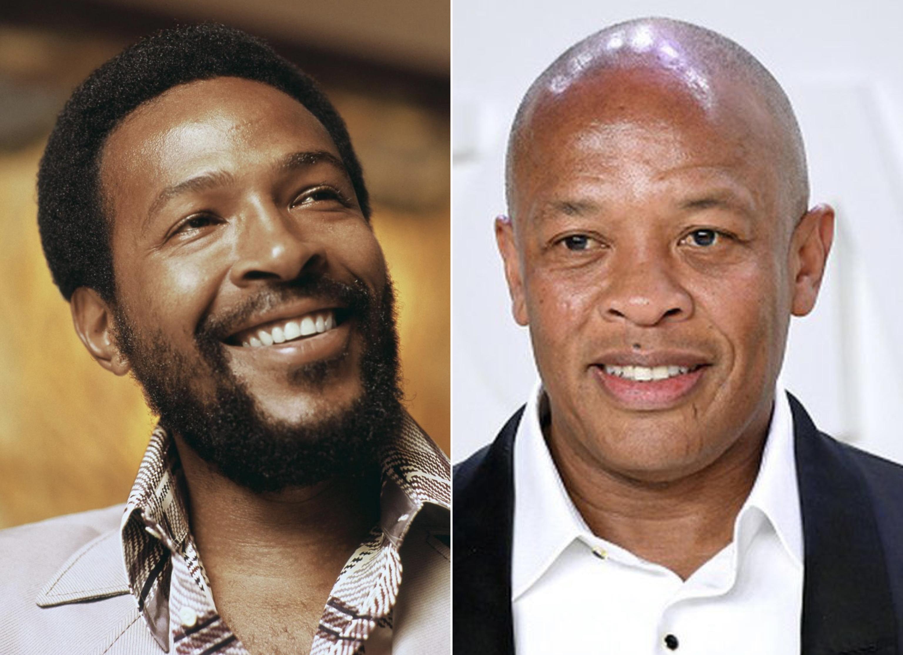 Dr. Dre, Marvin Gaye