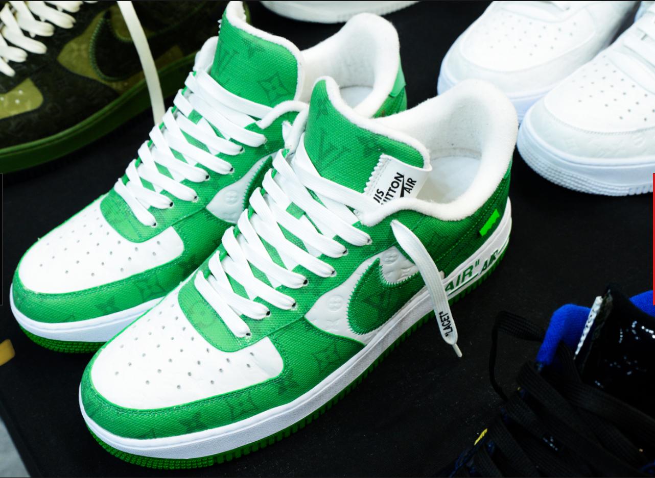 Nike Louis Vuitton Air Force 1