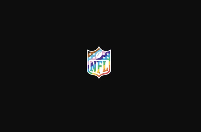NFL Pride logo