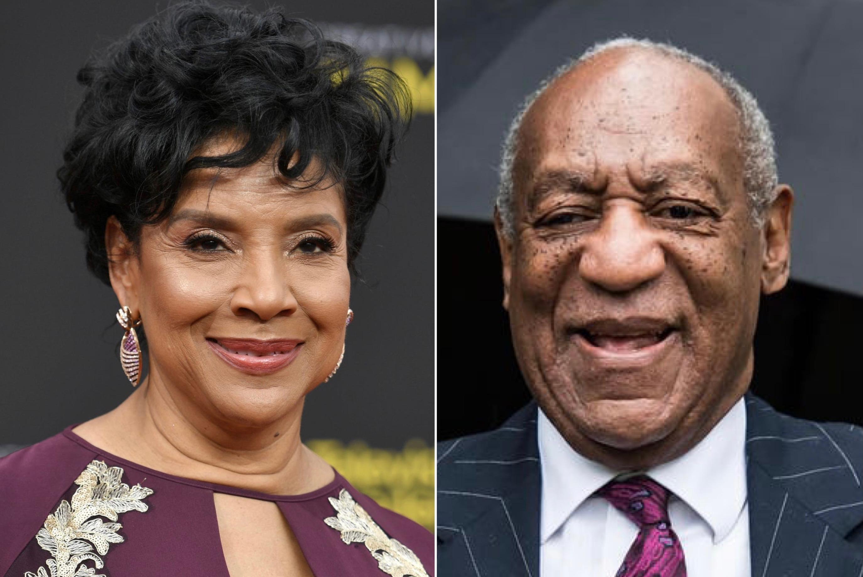 Phylicia Rashad, Bill Cosby
