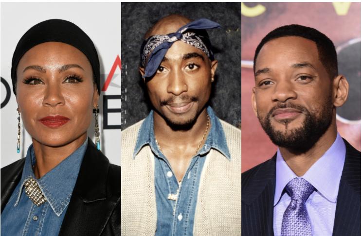 Will Smith, Jada Pinkett Smith, Tupac