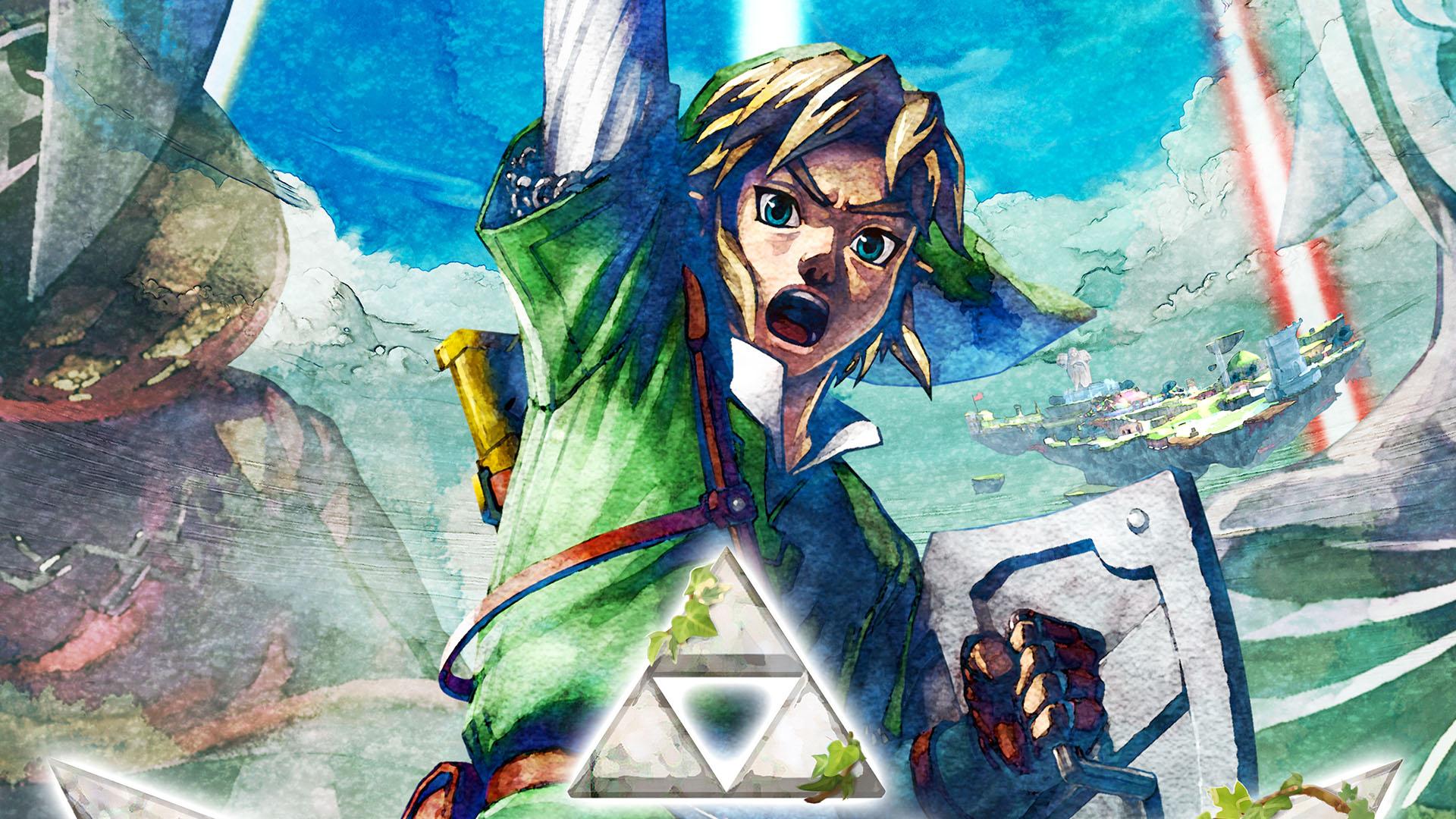 Zelda: Skyward Sword HD walkthrough and guides
