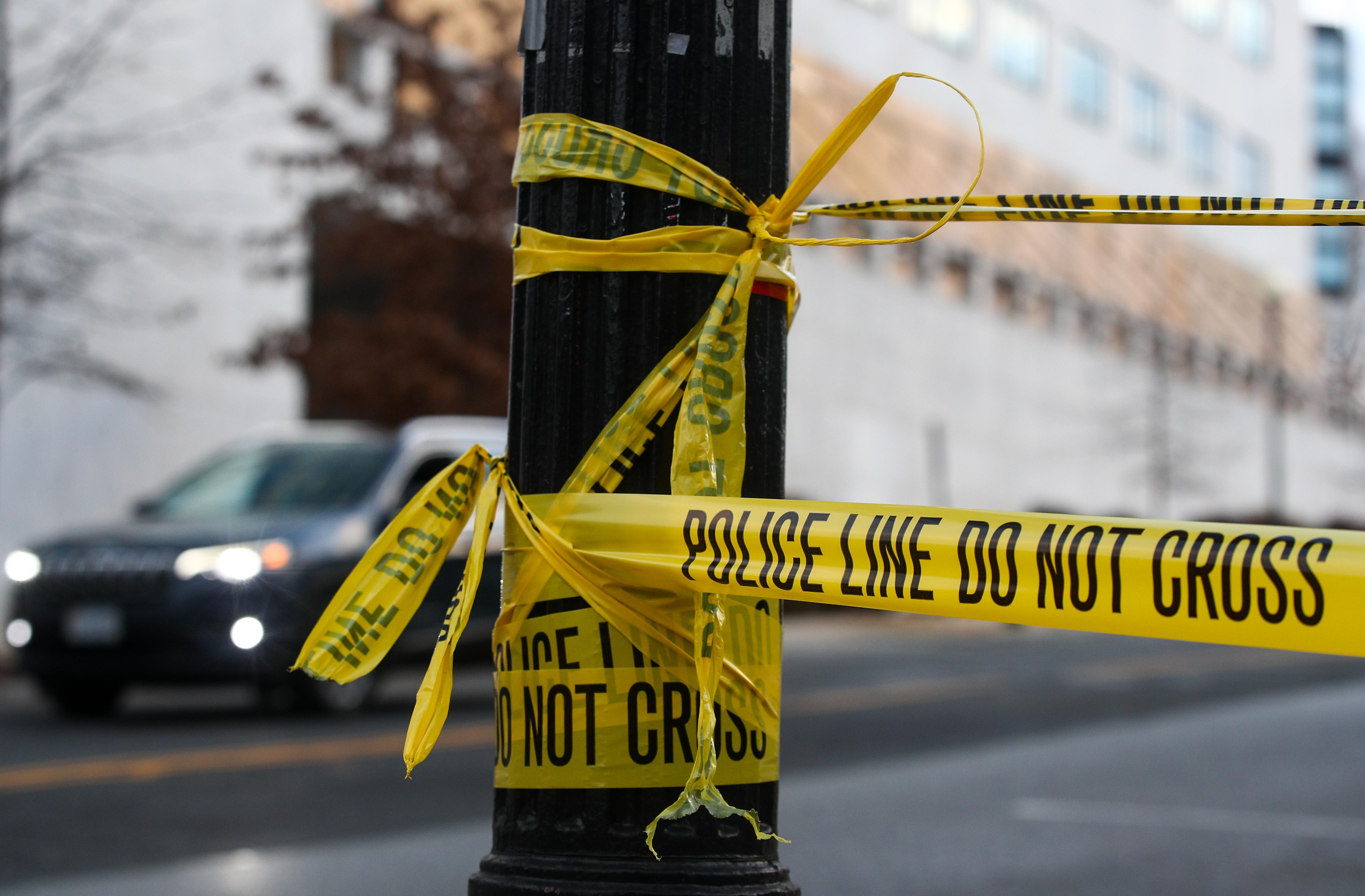 police caution tape
