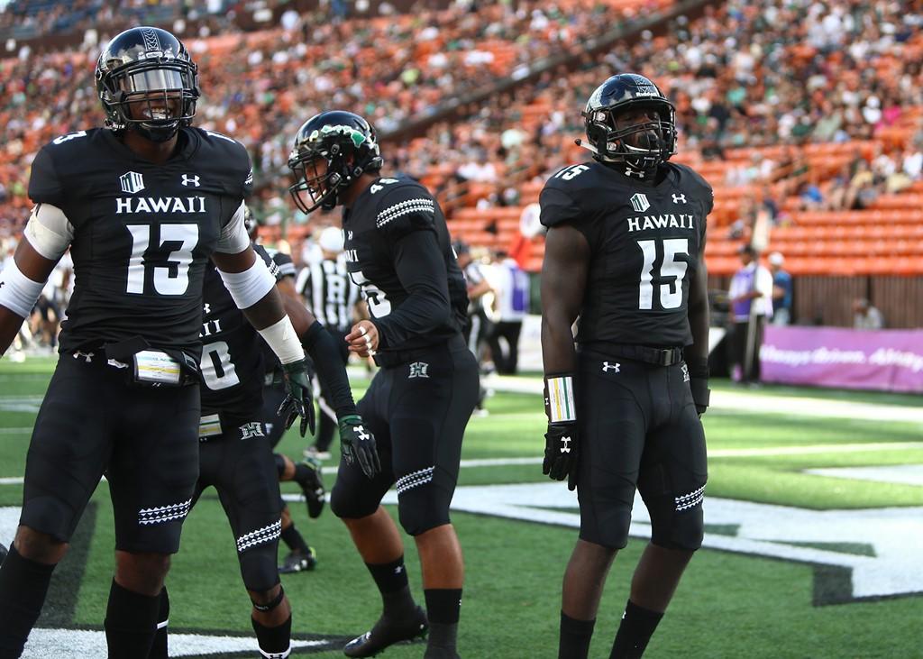 Hawaii Black 2018
